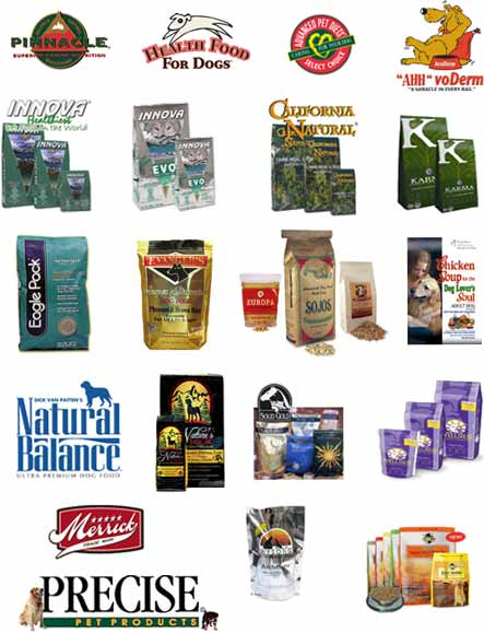 Four Paws Co Dog Food Quality Breeders Choice Naturapet
